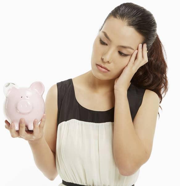 Din opsparing bliver mindre værd år efter år